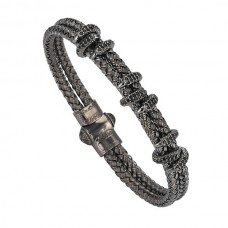 Eagle Claw Bangle - Gunmetal