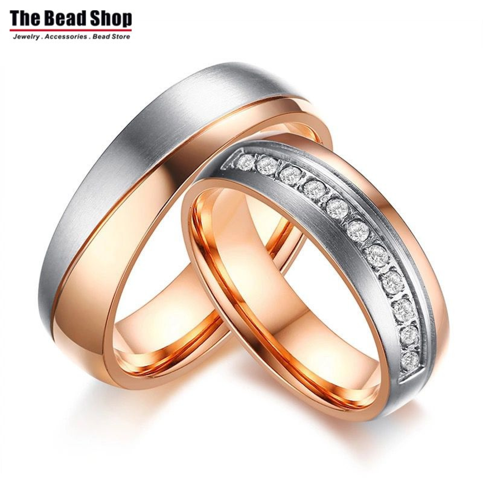 black true rhodium products always pink silver engagement couple ring with v website rings love gold