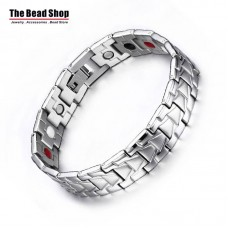 Men's 13mm Arrow Magnetic Health Care Bracelets
