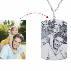 Personalized Photo Necklaces