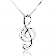 Classic 925 Sterling Silver Necklaces
